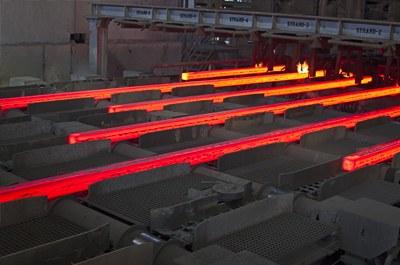 Produzione acciaio (da minerale - altoforno)