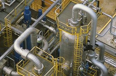 Raffinazione petrolio